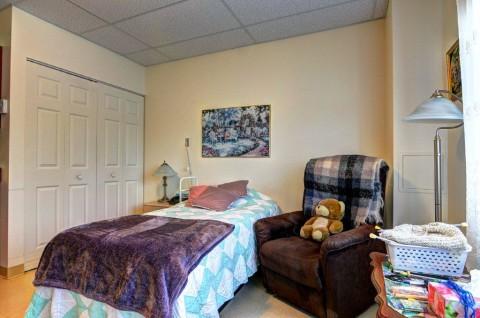 Chambre à couchée - studio